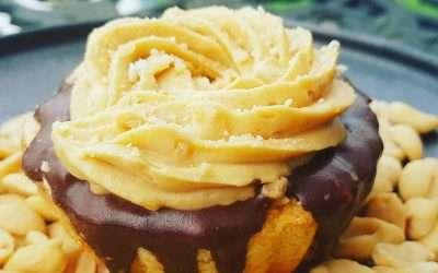 Keto Snickers (Peanut vegan bar)